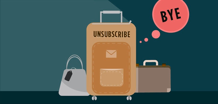unsubscribe email list