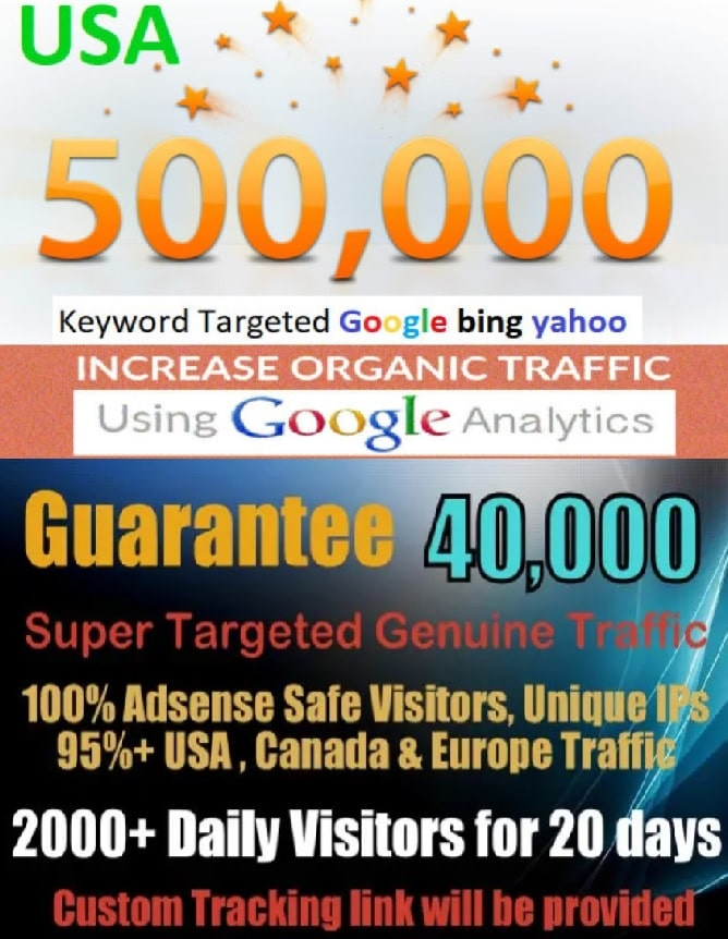 driving traffic gigs on fiverr