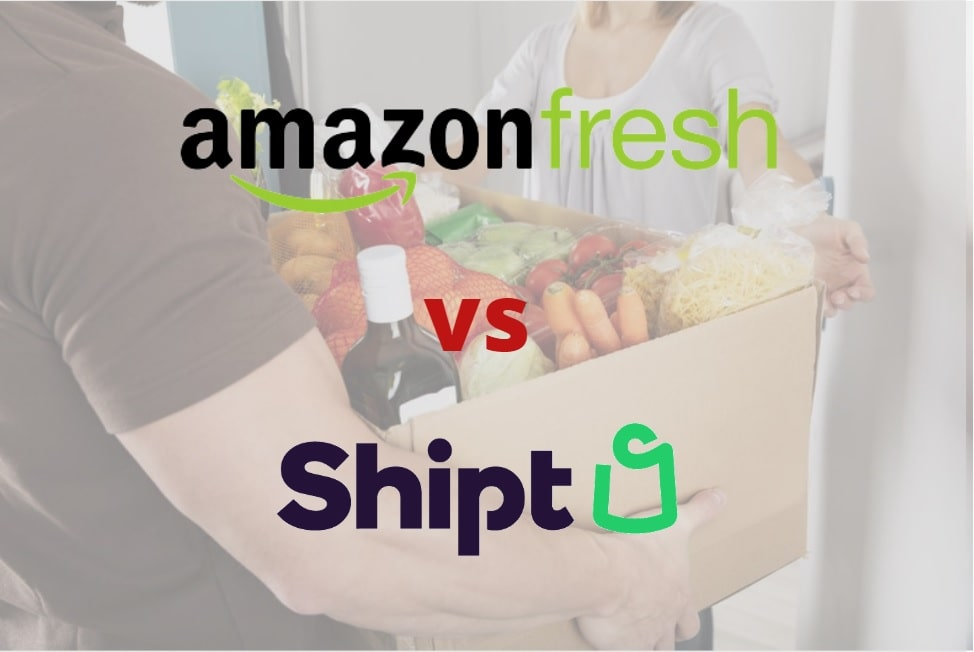 Amazon Fresh vs Shipt