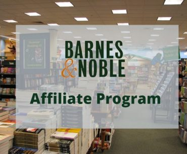 Barnes and Noble affiliate program