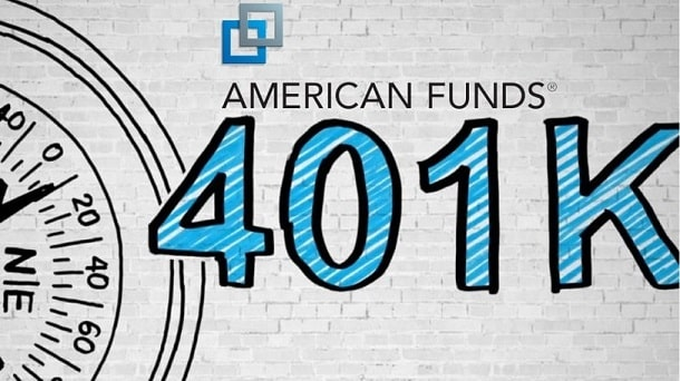 American funds 401k