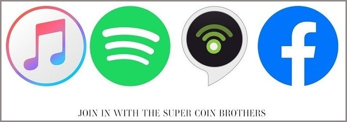 super coin brothers podcast